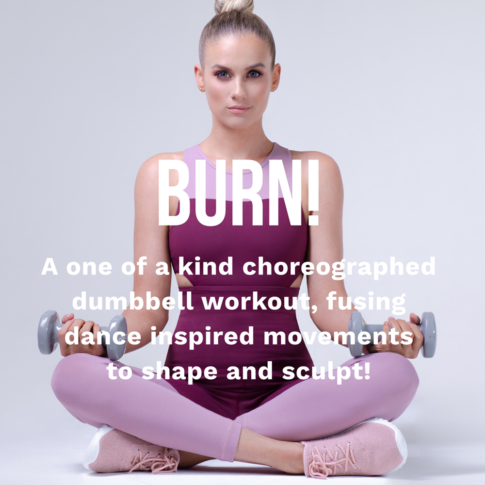 Burn Stufio Ten Fitness Washington